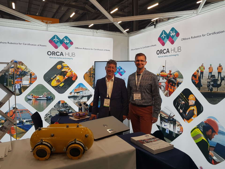 Exhibiting at Offshore Europe 2019