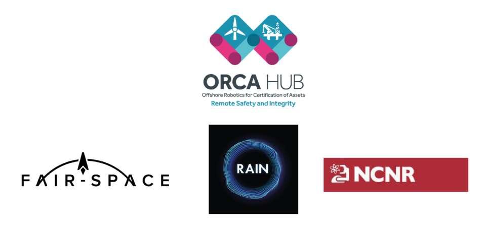 ISCF Hubs (ORCA, FAIRSPACE, RAIN, NCNR)