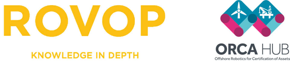 ROVOP and ORCA Hub logos