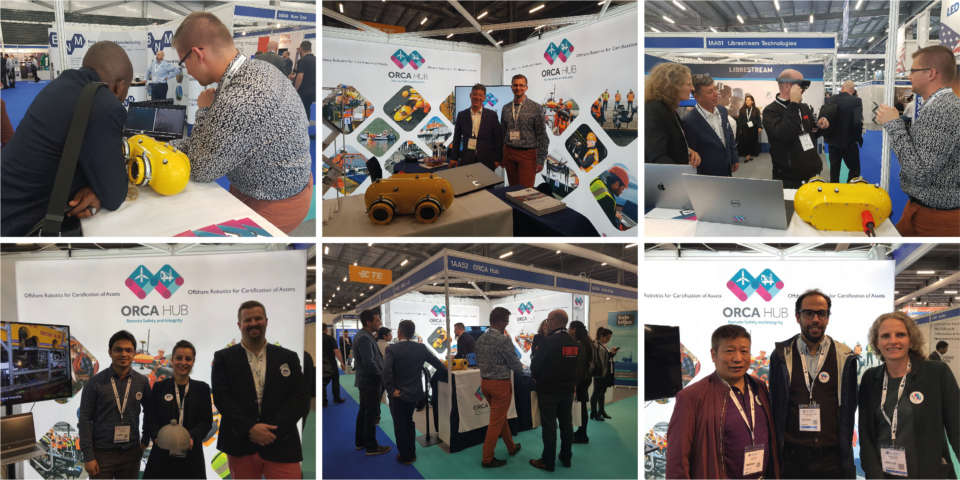 Images from Offshore Europe 2019