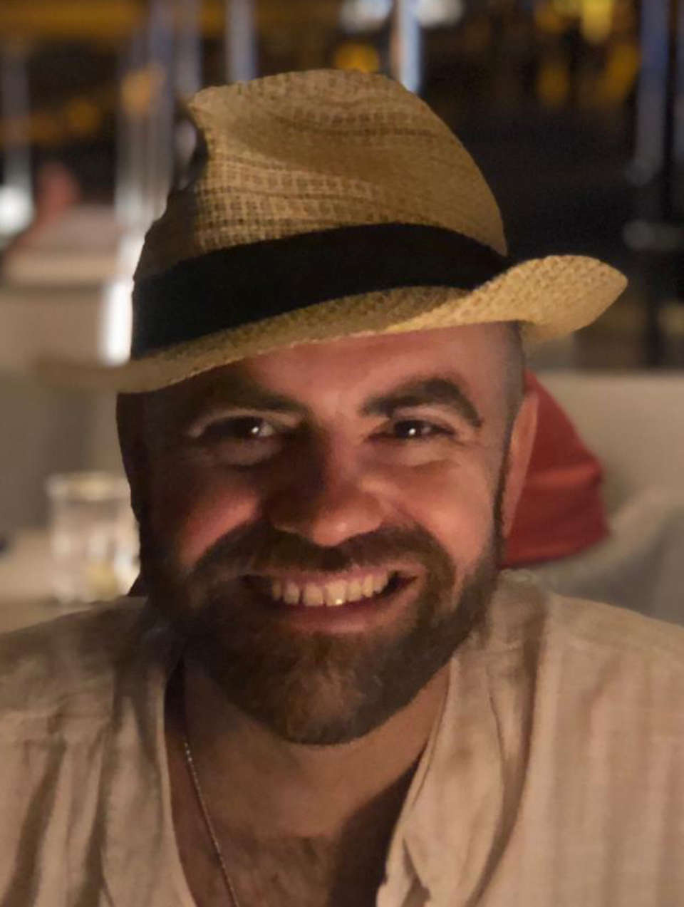 Photo of Dr. Jamie Blanche.