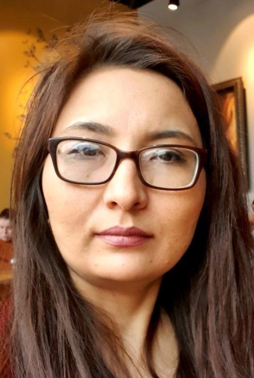 Azimeh Gharavi