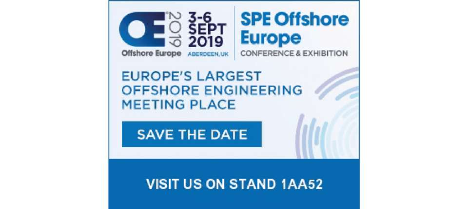 Offshore Europe banner