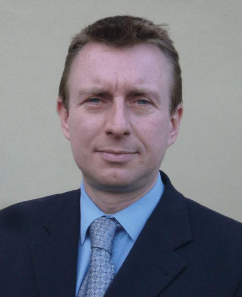 Dr. Michael Jump
